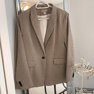H&M slim fit blazer